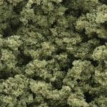 WFC134 Woodland Scenics: Underbrush - Olive Green (18 cu. in. bag)