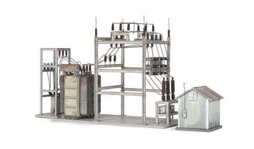 WSUS2283 Substation - O Scale (1/43rd)