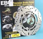 EBC BRAKE PADS & DISCS Speed Triple 1050