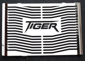 TIGER 800xc & 800 (2011/14) Radiator Cooler Guard / Radiator Protector: Clearance Price!
