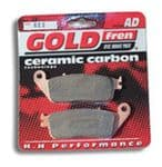 "TIGER 900 92-97: ""REAR BRAKE PADS"" Goldfren ""HH"" Brake Pads [GF-009/RHH =1 pair]"