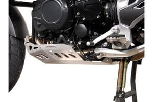 Tiger Explorer 1200 (All) Sump Guard / Bash Plate Silver: SKU: 4052572036938 Clearance Price!
