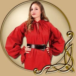 Costume - Red Sailor Blouse