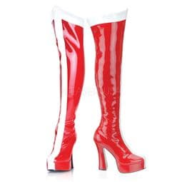 Costume-Womens Electra Over Knee Boots