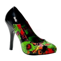 Costume-Womens Zombie Shoes