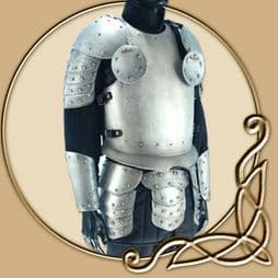 LARP Epic Warrior Complete Armour